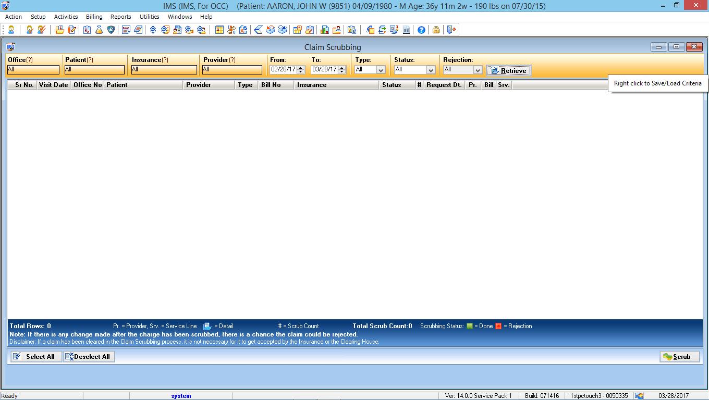 Occupational Medicine EMR Software Advanced Clinical Editor