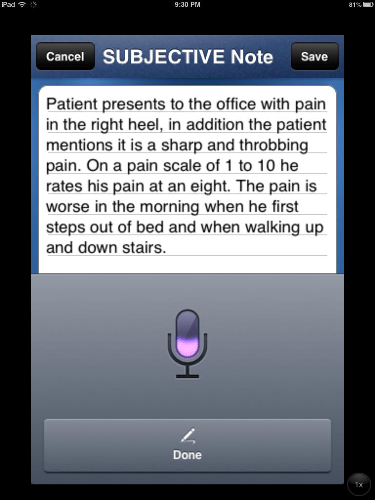Pediatric EMR Talk Notes