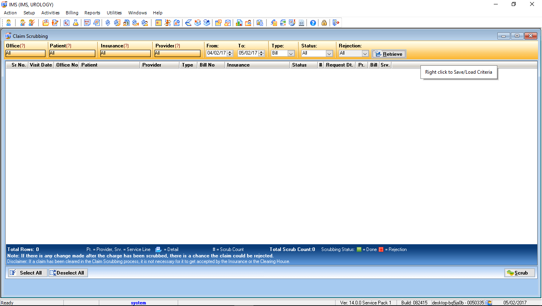 Urology EMR Software Advanced Clinical Editor