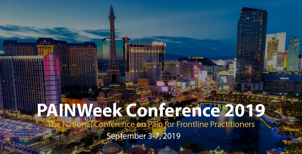 PAINWeek Conference 2019
