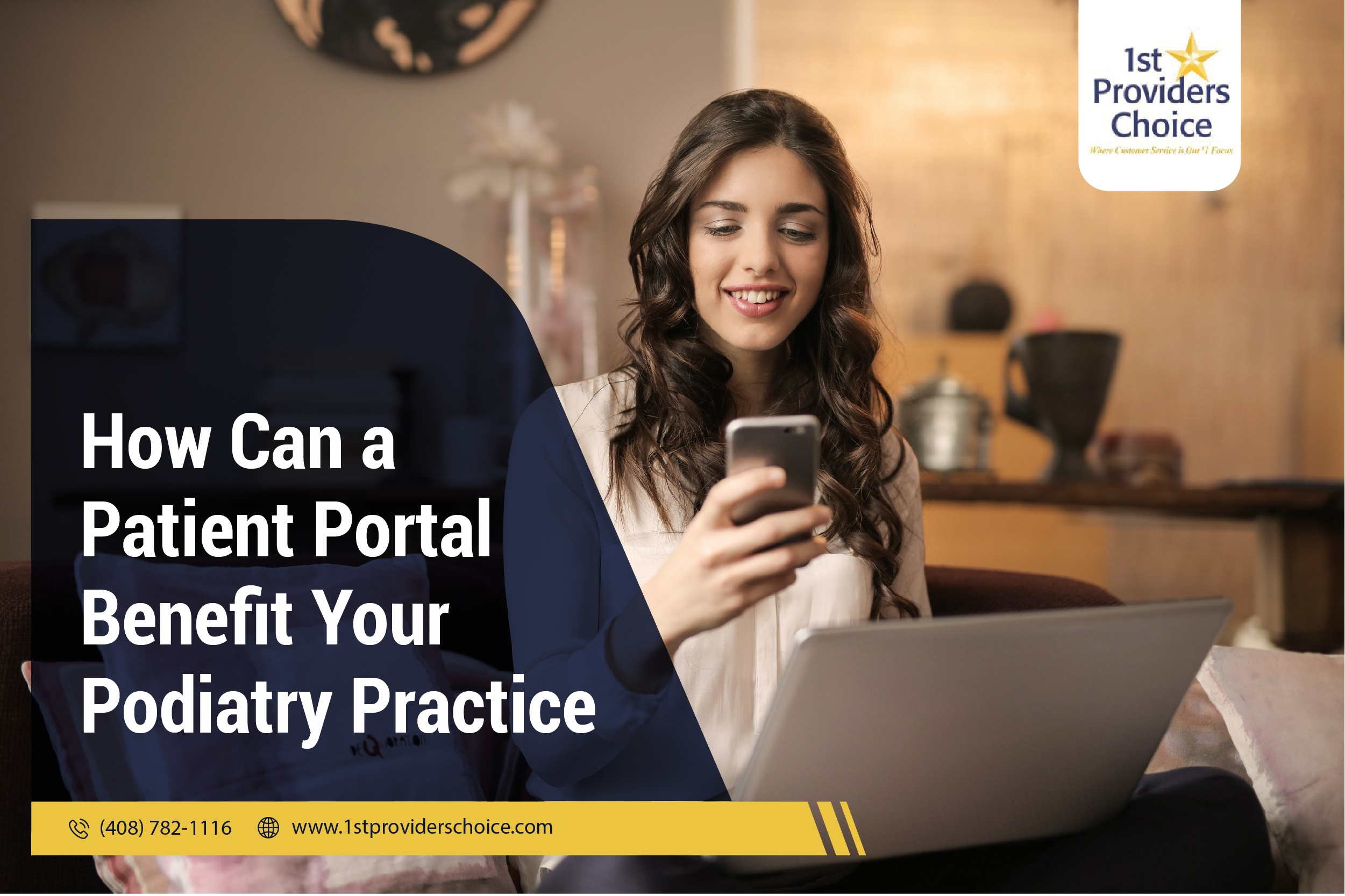 Patient Portal for Podiatry Practices